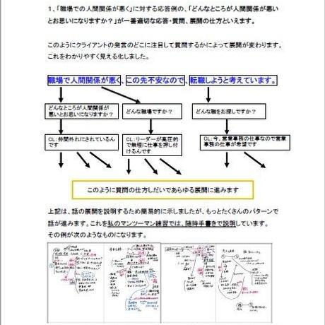 【割引中!】キャリアコンサルタント実技試験対策合格マニュアル