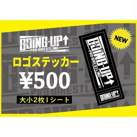 【GOING-UP】ロゴステッカー【NEW】