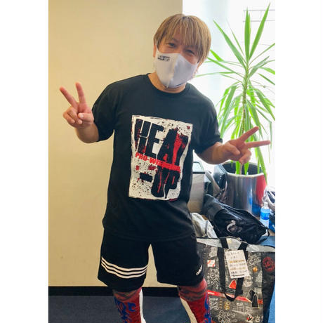 【3色展開】BIGロゴドライTシャツ【井土ピンクが登場】