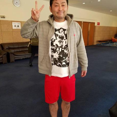 【NEW】HEAT-UPフォトTシャツ【ホワイト】