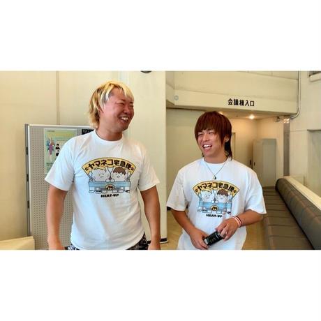 【NEW】ヤマネコ宅急便Tシャツ【ホワイト】