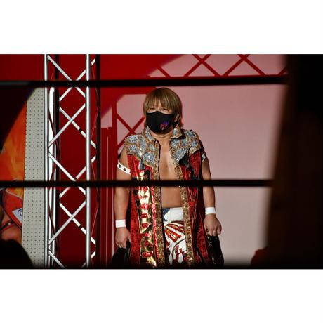 【XL新登場】スパークルロゴマスク【サイズ選択可】