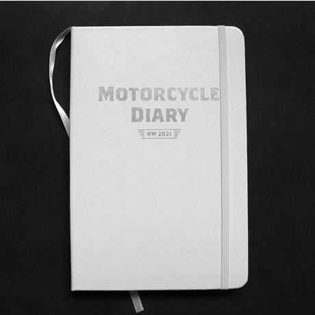 Motorcycle Diary 2021(ハードカバーノート)送料無料
