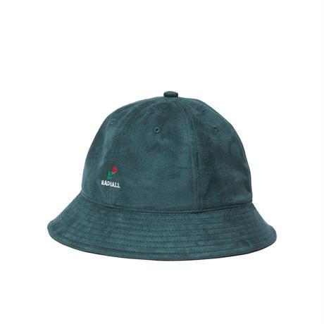 RADIALL  BRICK - BOWL HAT   GREEN