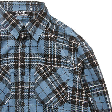 CUTRATE L/S CHECK SHIRT