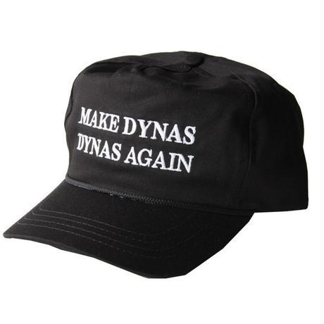 CUTRATE  MAKE DYNAS CAP BLACK CR-18SS057
