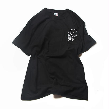 CUTRATE EAGLE T-SHIRT BLACK