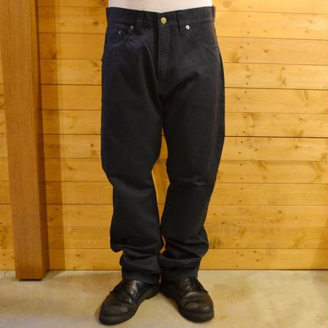 5 POCKET SLIM CHINO PANTS NAVY