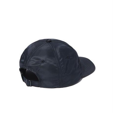 RADIALL    LOGOTYPE - BASEBALL LOW CAP BLACK