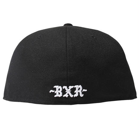 BORN X RAISED NEW ERA FITTED CAP