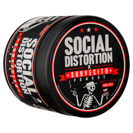 SUAVECITO X SOCIAL DISTORTION FIRME (STRONG) HOLD POMADE