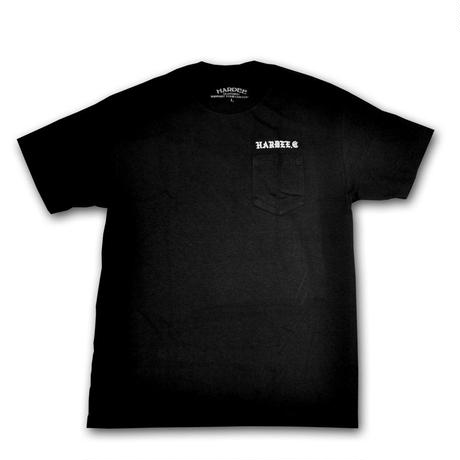 HARDEE GREED T-SHIRT BLACK