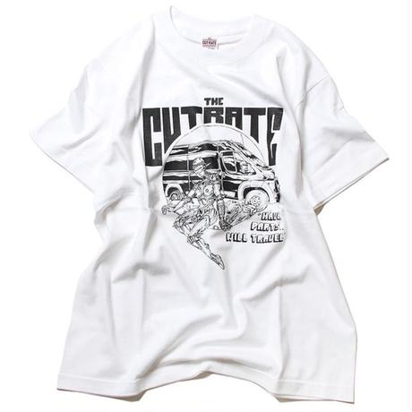 CUTRATE PROMASTER T-SHIRT WHITE