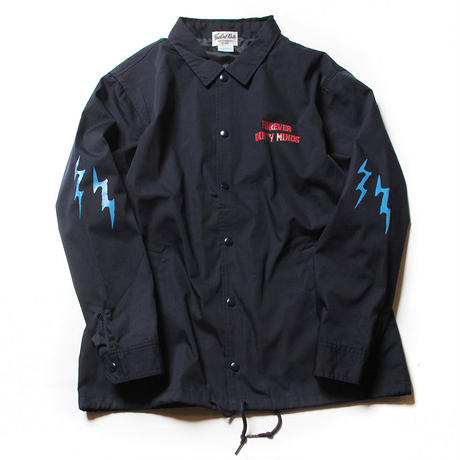 CUTRATE T/C COACH JACKET NAVY