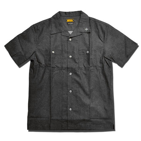 HARDEE NGHT S/S SHIRT BLACK