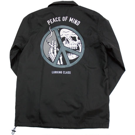 LURKING CLASS PEACE COACH JACKET