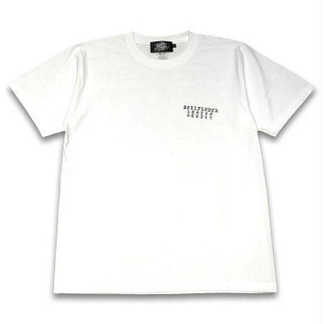 "KUSTOMSTYLE  ""XII"" TEE WHITE"
