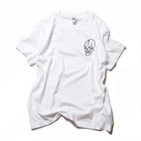 CUTRATE EAGLE T-SHIRT WHITE