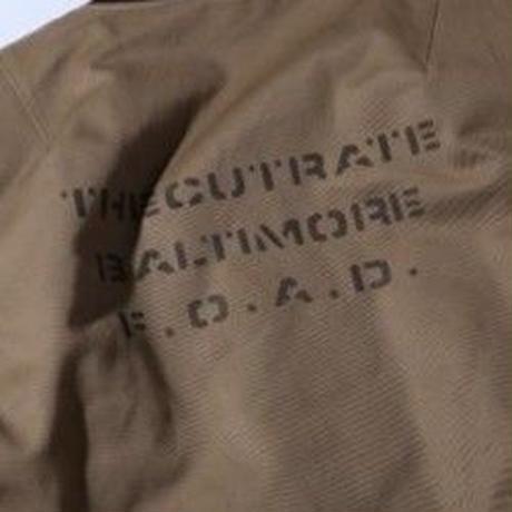 CUTRATE MA-1 TYPE JACKET BEIGE CR-16AW027