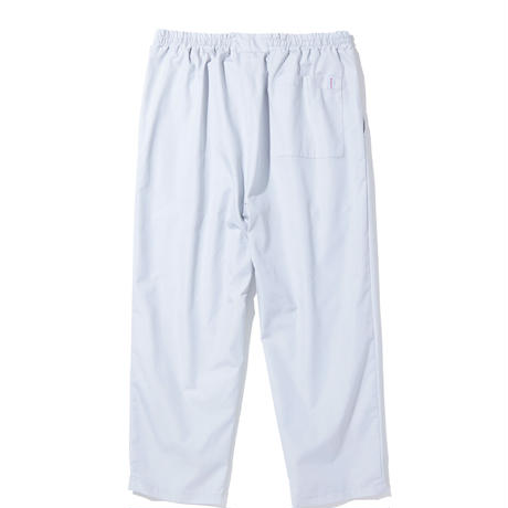 """RADIALL """"CONQUISTA"""" STRAIGHT FIT EASY PANTS GRAY"""