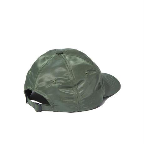 RADIALL    LOGOTYPE - BASEBALL LOW CAP OLIVE