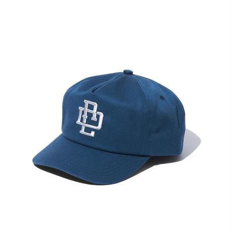 "RADIALL  ""COMPTON"" BASEBALL CAP  NAVY"