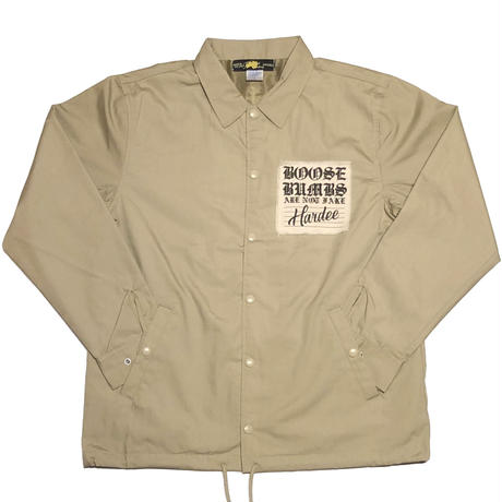 "Hardee ""TWIST"" COACH JACKET SAND"
