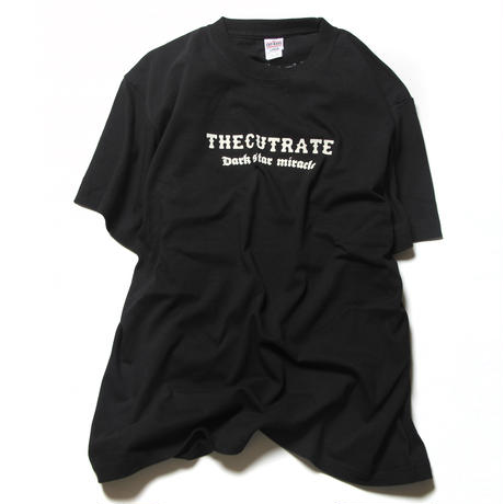 CUTRATE NATIVE T-SHIRT BLACK