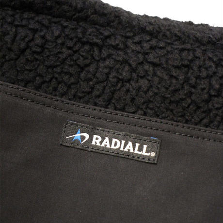 RADIALL EL SMOKEY CAMPER - SHOULDER BAG