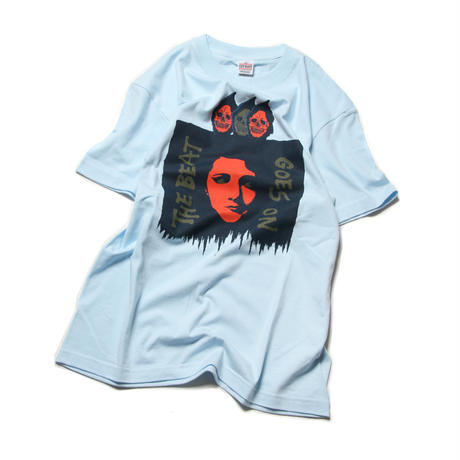 CUTRATE THE BEAT T-SHIRT Lt.BLUE