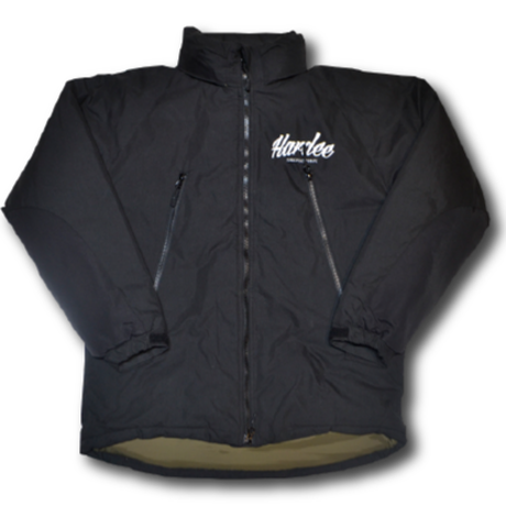 "HARDEE ""JAKE"" DOWN JACKET BLACK"