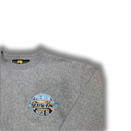 "HARDEE ""JACK"" CREW SWEAT GRAY"
