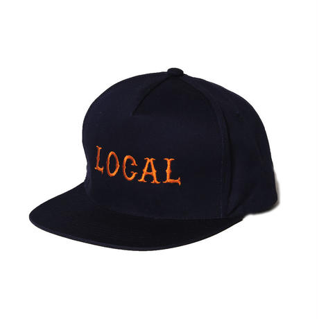 CUTRATE LOCAL CAP  NAVY