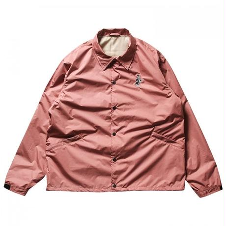 BORN X RAISED SNOOTY FOX COACH JACKET PINK NO.35002
