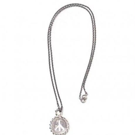 RADIALL  TWIST - NECKLACE  SILVER