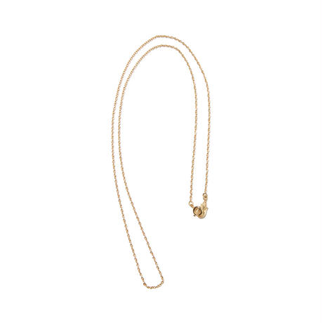 """RADIALL  """"MONTE CALRO NARROW"""" NECKLACE 18K PLATED"""