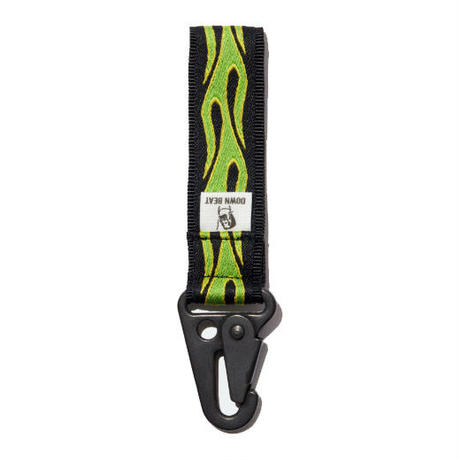 RADIALL KEY HOLDER GREEN