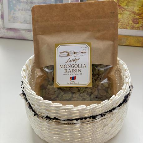 happy Mongol raisin  ハッピーモンゴルレーズン