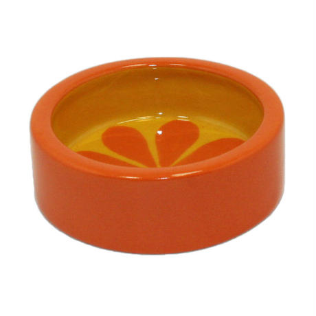 レインボー フルーツのおさら オレンジ