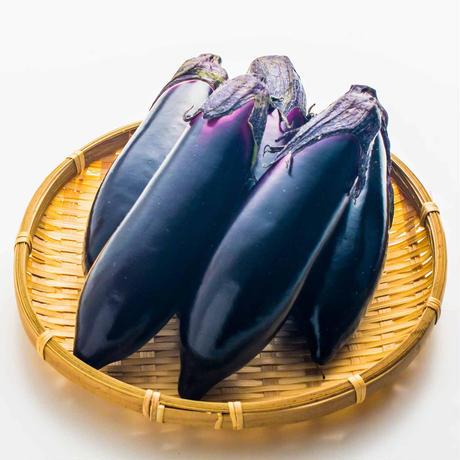 【愛知県 碧南市/安城市産】ナス「とげなし美茄子(びーなす)」 5㎏箱・Ⅼサイズ(45本入)
