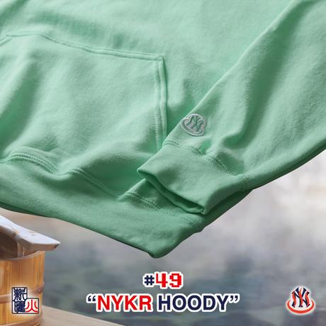 NYKR Hoody -LightGreen-