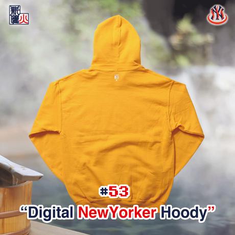 Digital NewYorker Hoody(YELLOW)