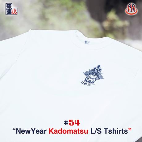 NewYear Kadomatsu L/S T-shirts