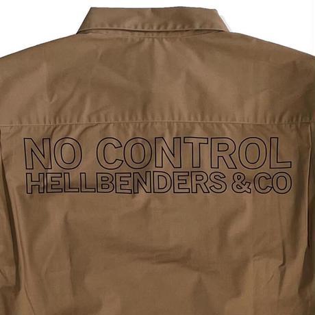 NO CONTROL Work L/S SH (MOC)