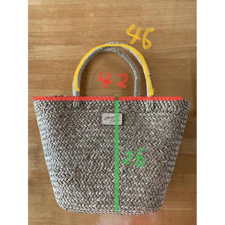 Bali島手編み天然草 バッグ