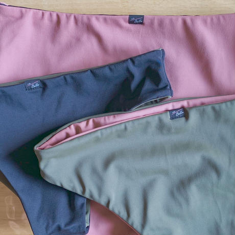 Maybe  Pink&Olive High Waist Set
