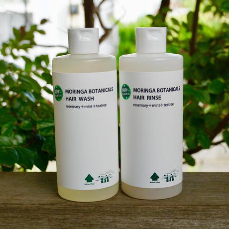 Wellness Village Moringa Botanicals Shampoo& Conditioner set
