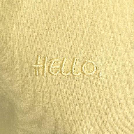 Hello Color T バナナイエロー