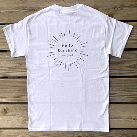 Hello2 Tshirt White