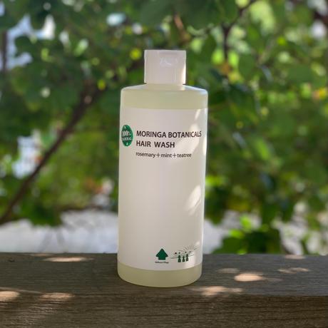 Wellness Village Moringa Botanicals Hair Shampoo 300ml